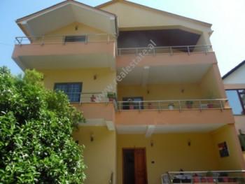 Villa for rent in Don Bosko street in Tirana. The villa has a surface of 270 m2 organized in three