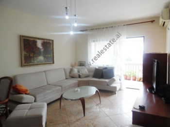 One bedroom for rent close to Elbasani street in Tirana. The apartment is situated on the sec
