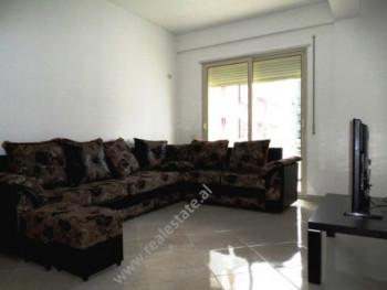 One bedroom apartment for rent near American Hospital 3 in Tirana. The apartment is located on the