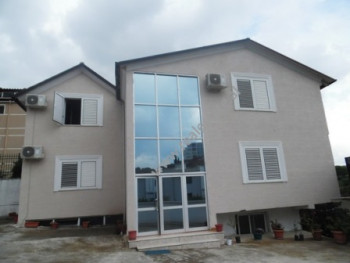 Two storey villa for rent in Elbasani street in Tirana, Albania.
