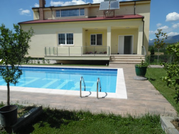Villa for rent in Daias village in Petrela, only 15 min driving from Tirana city center.