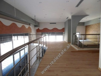 Store for sale close to Mine Peza Street in Tirana.
