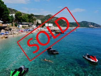 Land for sale in the most beautiful shore in whole Albania, Dhermi Village.  A plot of land with 8