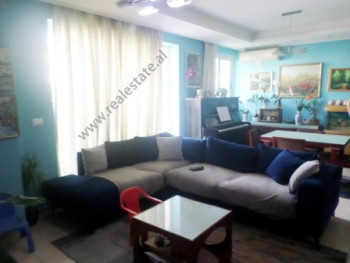 Two bedroom apartment for rent in Don Bosko street in Tirana. The apartment is situated on the sixt