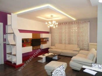 Two bedroom apartment is offered in Kodra e Diellit Residence in Tirana.