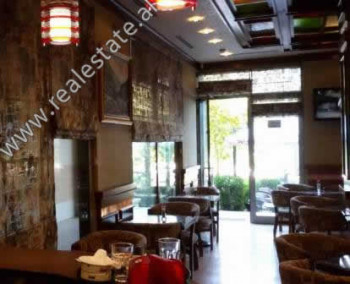 Coffee-bar for rent close to Brryli area in Tirana.