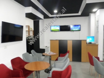Store for sale in Xhamllik area in Tirana.