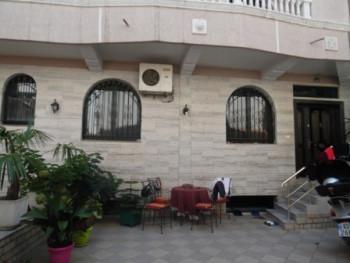 Three storey villa for sale in Mine Peza Street in Tirana. The villa is located in one of the main