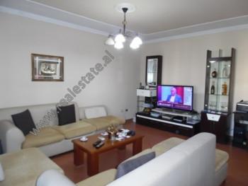 Apartment for sale in Eshref Frasheri street, in Don Bosko area in Tirana. It is located on t