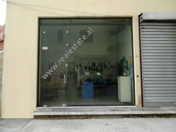 Store for sale close to Selvia area in Tirana.