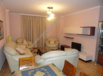 Two bedroom apartment for rent in Ismail Qemali street in Tirana. The apartment is situated on the