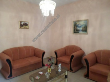 Two bedroom apartment for sale in Kavaja street in Tirana, Albania. It is located on the second flo