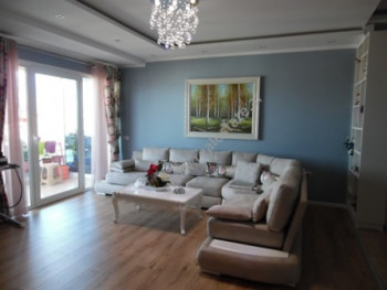 Two bedroom apartment for rent close to Kodra e Diellit residence in Tirana, Albania.