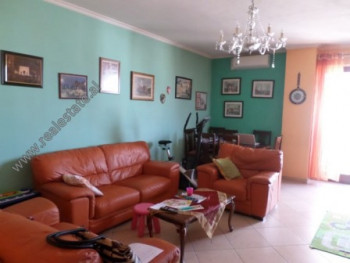 Two  bedroom apartment for rent in Franc Nopca square in Zogu I boulevard in Tirana.