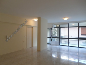 Office space for rent in Tafaj street in Selvia area in Tirana. It is located on the first floor of