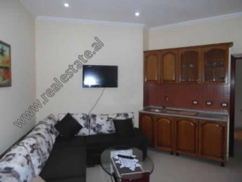 One bedroom apartment for rent in Ish Blloku area, in Tirana.