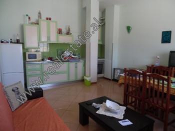 Apartament 1+1 me qera ne rrugen Mihal Grameno ne Tirane. Ndodhet ne katin e IV-t dhe te fundit te