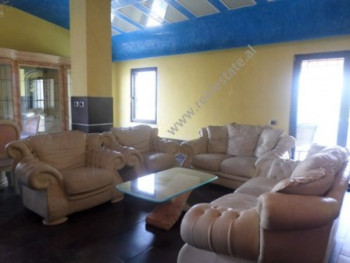 Two bedroom apartment for rent in Shyqyri Brari in Tirana The apartment is situated on the fifth fl