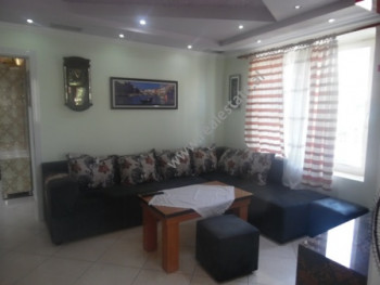 Two bedroom apartment for rent in Vasil Shanto area in Tirana.