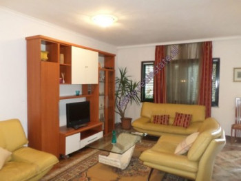 Two bedroom apartment for rent in Gjik Kuqali street, in Tirana. It is located in the first floor o