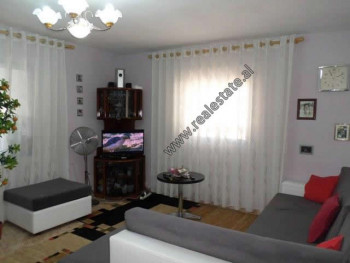 One bedroom apartment for sale in Tafaj street, near Partizani Highschool in Tirana.