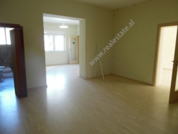 Office apartment for rent in the begining of Durresi street in Tirana. The office is situated on th