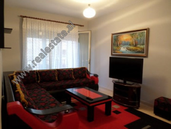 One bedroom apartment for rent in Don Bosko street in Tirana. It is adaptable in two bedroom apartme