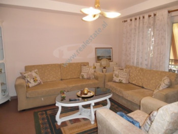 One bedroom apartment in Ded Gjo Luli in Tirana.