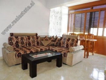 Two bedroom apartment for rent near Gjeli Restaurant in Tirana. It is located on the 5th floor of a