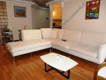 Two bedroom apartment for rent in the new complex near the Globe Center in Tirana.