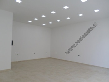 Store for rent in Frosina Plaku street in Tirana. It is located on the first floor of a new buildin