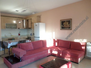 Two bedroom apartment for rent in Zogu Zi area in Tirana. The flat is situated on the 12th an