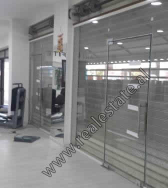 Store for sale in Jordan Misja street, near Unaza of Tirana.