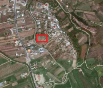 Land for sale in Shkalle village, near Armathe School in Lalzit Bay. The land has a surface of 5600