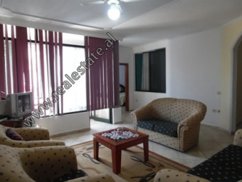Two bedroom apartment adapted in three bedroom apartment for rent in Frederik Shiroka street, near M