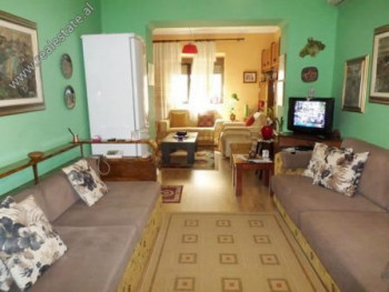Thrree bedroom apartment for sale in Kongresi Tiranes Street in Tirana. It is located on the 2nd fl