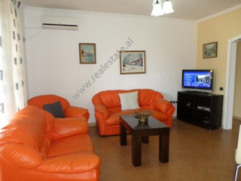 Three bedroom apartment for rent close to Embassys area in Tirana. It is situated on the fift