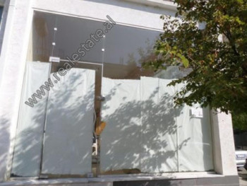 Store for sale in Agon street, in Kashar, Tirana.