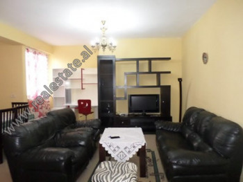 Two bedroom apartment for rent in Muhamet Gjollesha street, very close to Zogu i Zi roundabout in Ti