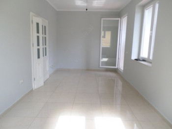 Two bedroom apartment for sale close in Myslym Shyri street in Tirana. It is situated on the