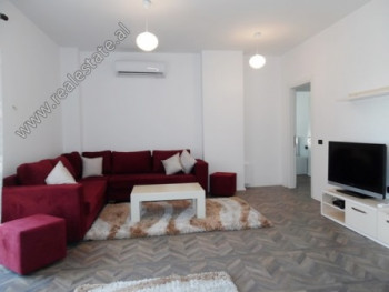 Two bedroom apartment for rent in Marko Bocari Street in Tirana.