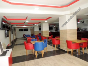 Store space for rent near Brryli area in Tirana. It is the basement of a new building and is locate