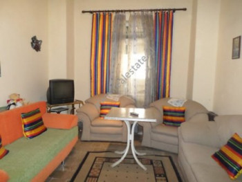 Two bedroom apartment for sale close to Rinia Park in Tirana. The apartment is situated on the four