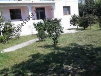 Land and house for sale in Larushk in Fushe Kruje.