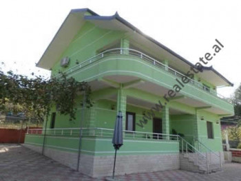 Two storey villa for sale in Shkoze-Lanabregas, in the area of Shkoze in Tirana.
