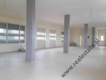 Building for rent in Kosova street in Koder Kamez area in Tirana. Two floors of a three floor build