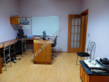 Office apartment for rent close to Zogu I Boulevard in Tirana.