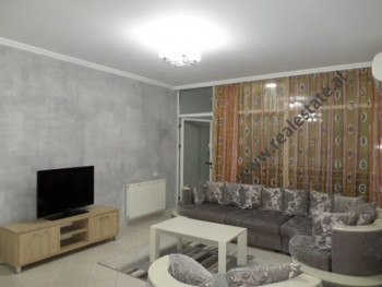 Two bedroom apartment for rent in Medar Shtylla street, in Komuna e Parisit area in Tirana. It is l