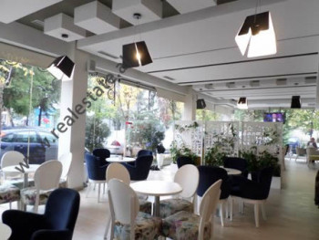 Coffee-Bar for sale in Mustafa Qosja street, near Sulejman Delvina street in Tirana.