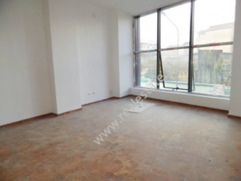 Office space for rent close to Myslym Shyri street in Tirana, Albania.